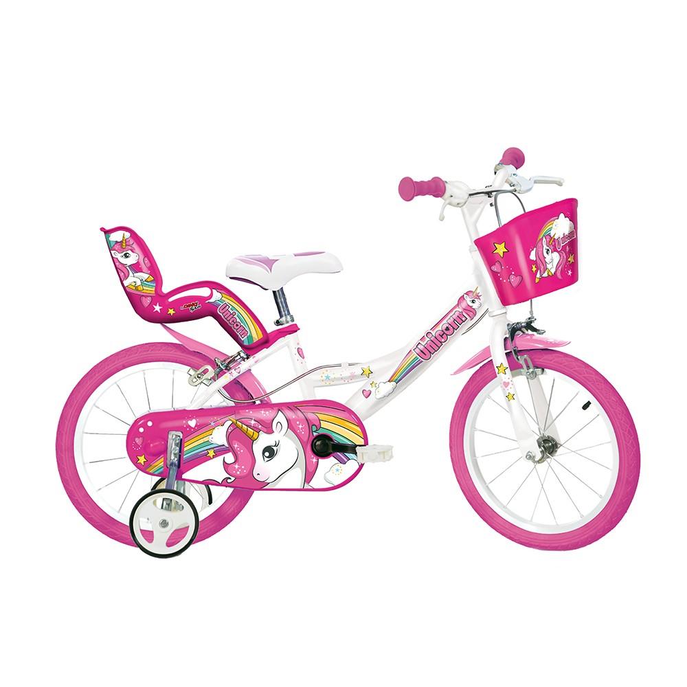 Dječiji bicikl Dino Unicorn 14''