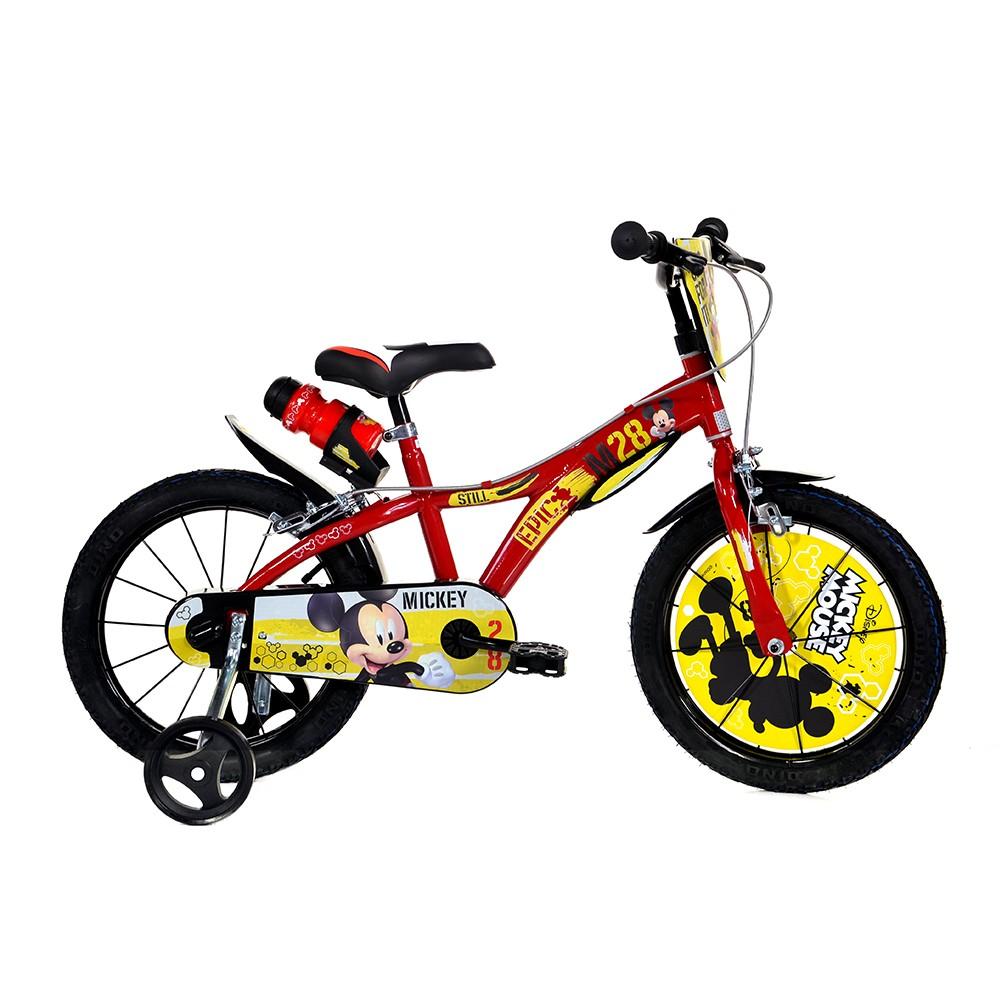 """Dječiji bicikl Dino Mickey Mouse 14"""""""