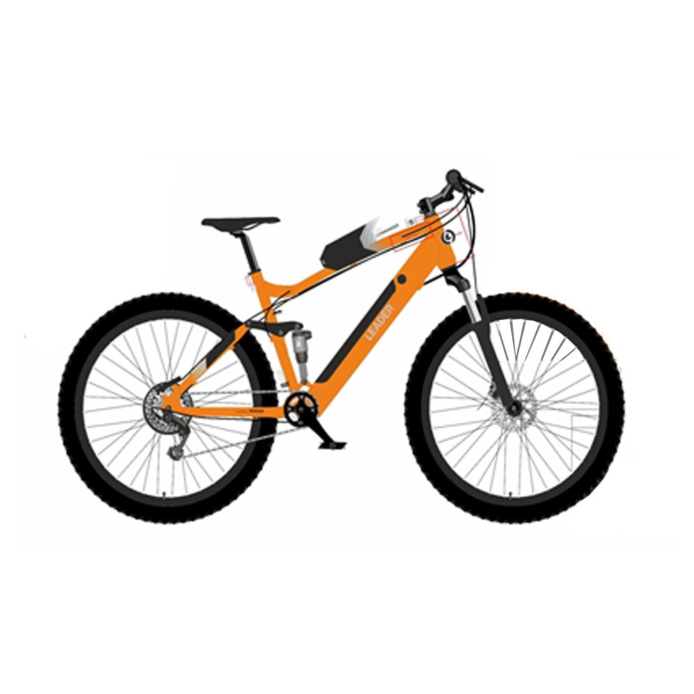 E-bike Xplorer Turbo 27''