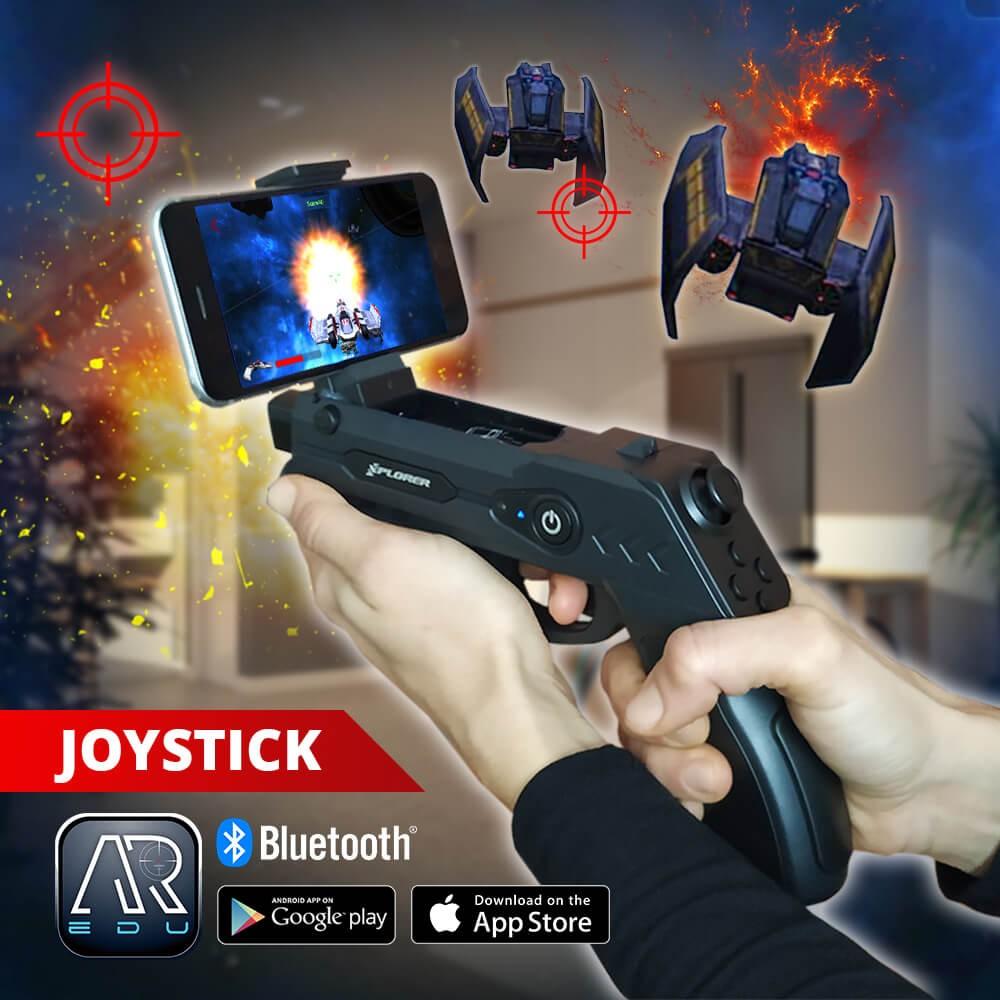 AR konzola Xplorer Blaster Black