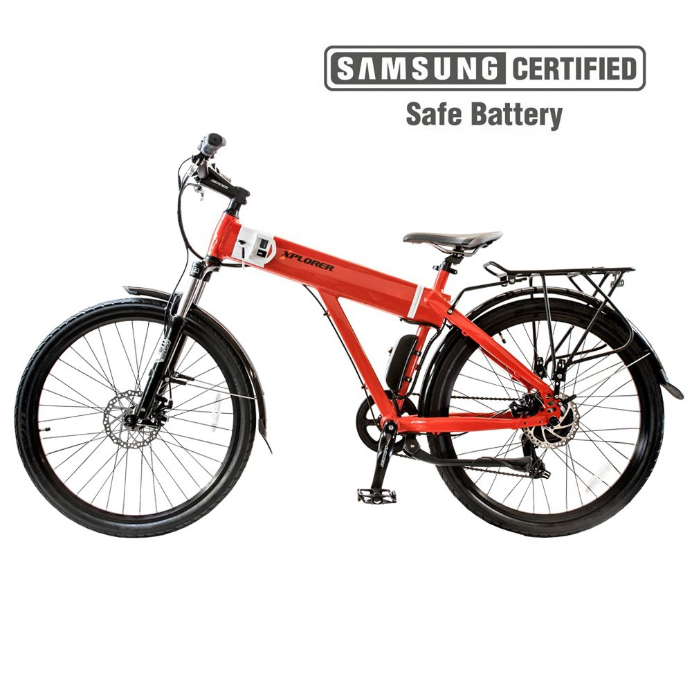 E-Bicikl Xplorer City Marine