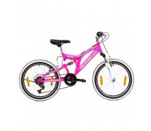 """Dječji bicikl MTB FULLY JETT 20"""""""