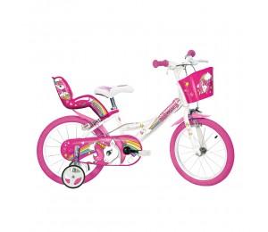 """Dječiji bicikl Dino Unicorn 16"""""""
