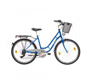 """Gradski bicikl MADEIRA BLUE 26"""""""