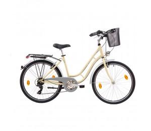 """Gradski bicikl MADEIRA IVORY 26"""""""