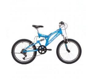 """Dječji bicikl MTB FULLY JETT BLUE 20"""""""