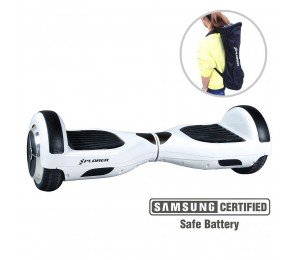 "Hoverboard Xplorer City 6,5"" white V3"