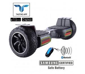 """Hoverboard Xplorer Hummer V2 Black 8.5"""" (izložbeni model)"""