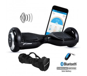 "Xplorer Hoverboard City black 6"" v2"