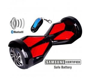 """Xplorer Hoverboard Sport red 8"""""""