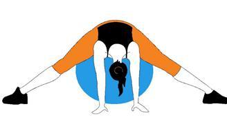 Istezanje leđa